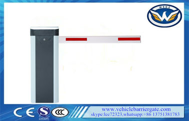 Китай Parking Automatic Boom Barrier With Access control Backup Batteries дистрибьютор